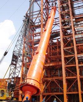 603169兰石重装四合一连续重整反应器