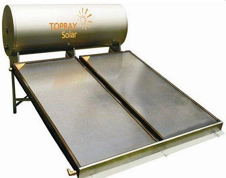 002218拓日新能一體式太陽能熱水器