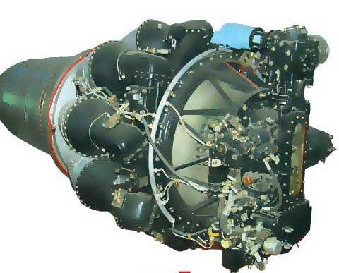 600765中航重機渦噴5系列發動機