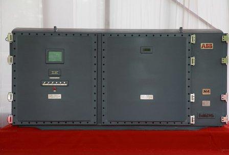 600582天地科技3300V矿用高压防爆变频器