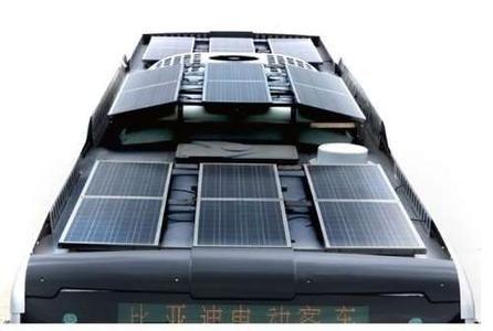 002594比亚迪太阳能电池