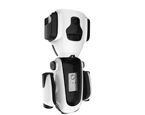 億嘉和新一代室內智能巡檢機器人