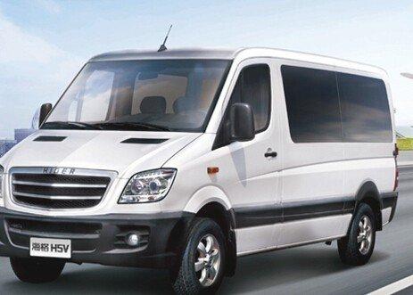 600686金龙汽车海格轻型客车