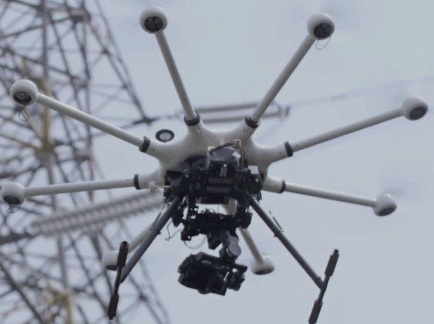 億嘉和智能巡檢無人機