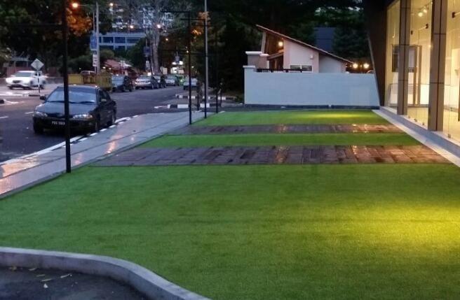 605099商業綠化人造草坪