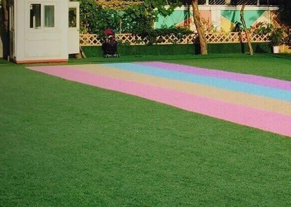 605099幼兒園人工草坪