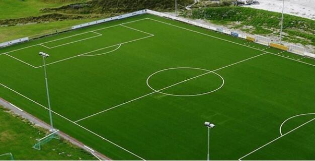 605099足球場人造草坪