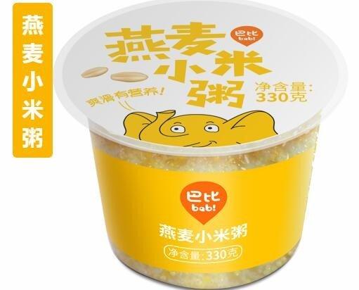 605338燕麥小米粥