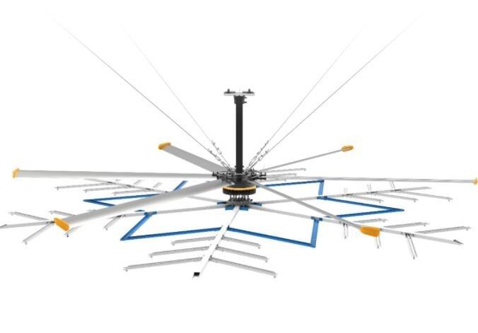301070开勒大型风扇