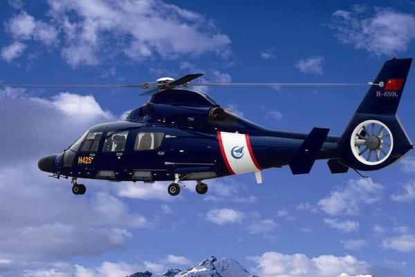 600765中航重機H425