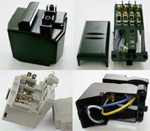 300342天银机电各种制冷电器用接线盒
