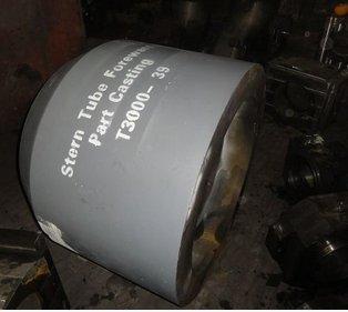 600169太原重工船用前端铸钢件