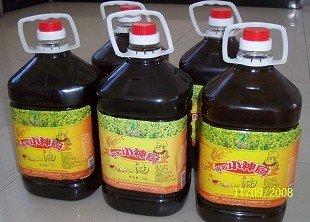 600354敦煌種業精煉菜籽油