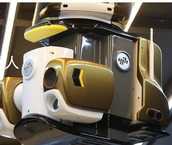 億嘉和隧道智能檢測機器人