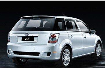 002594比亚迪新能源电动汽车