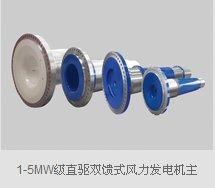 300185通裕重工1-5MW級直驅雙饋式風力發電機主