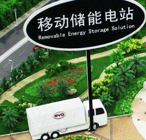 002594比亚迪移动储能电站