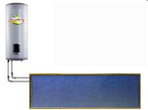 002218拓日新能集熱器