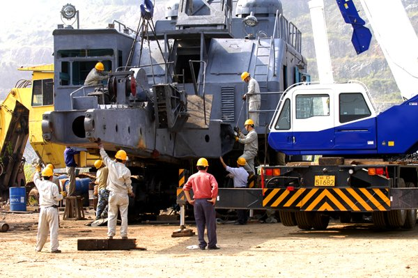 601969海南矿业设备检修业务