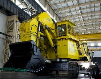 600169太原重工WYD390矿用液压挖掘机