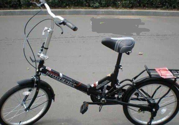 600679金山开发凤凰自行车