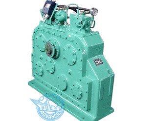 601177杭齒前進泥漿泵離合減速齒輪箱