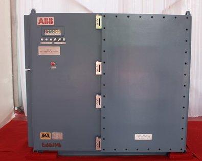 600582天地科技660V矿用低压防爆变频器