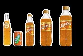 300147香雪制药亚洲橙宝汽水