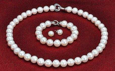 002173千足珍珠项链2