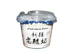 300106西部牧業新疆老酸奶