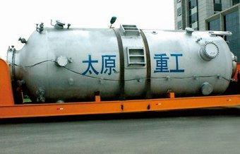 600169太原重工BGL气化炉