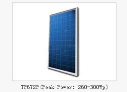 002309中利科技太阳能组件系列1