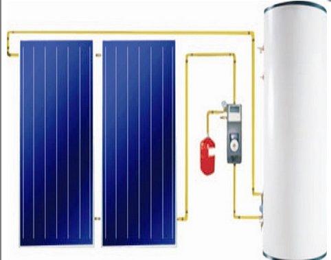 002218拓日新能分體式太陽能熱水器