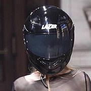 高科技头盔
